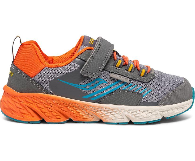 Wind Shield A/C Sneaker, Grey | Orange | Blue, dynamic
