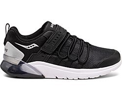 Flash Glow 2.0 Sneaker, Black, dynamic