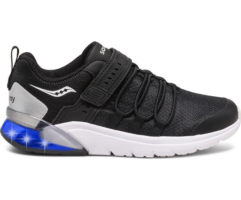 Flash Glow 2.0 Sneaker, Black, dynamic