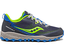 Peregrine 11 Shield Sneaker, Blue | Green, dynamic