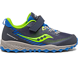 Peregrine 11 Shield A/C Sneaker, Blue | Green, dynamic