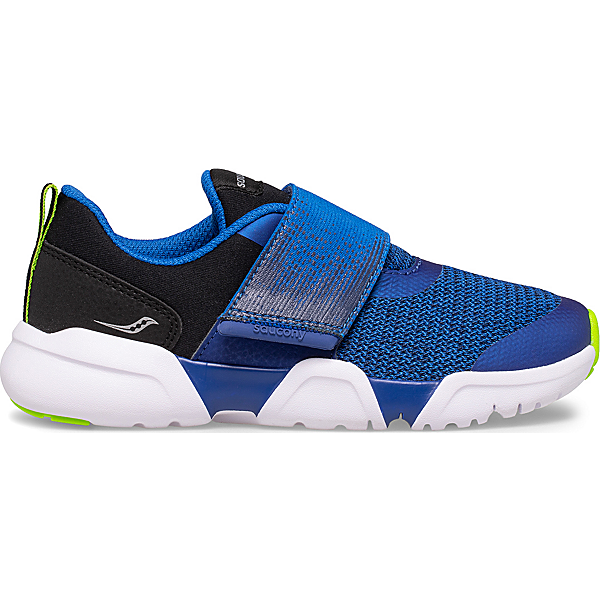 Vertex A/C Sneaker, Blue | Black, dynamic