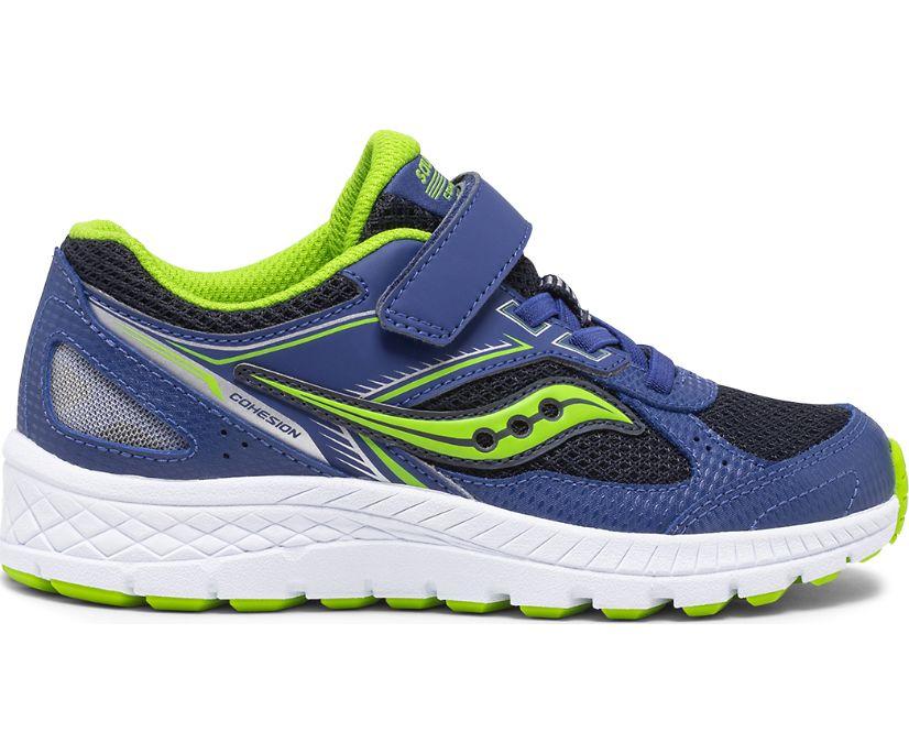 Cohesion 14 A/C Sneaker, Blue | Green, dynamic
