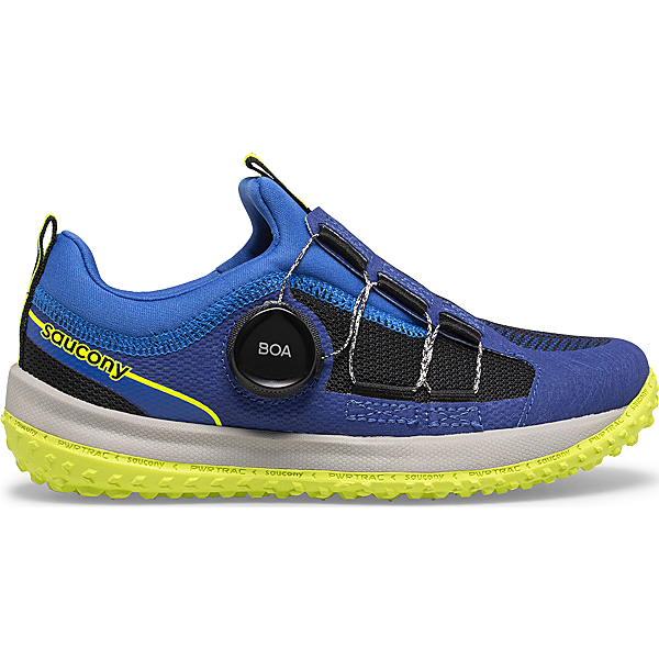 Switchback 2.0 Sneaker, Blue | Citron, dynamic