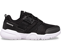 Vertex Lace Sneaker, Black, dynamic