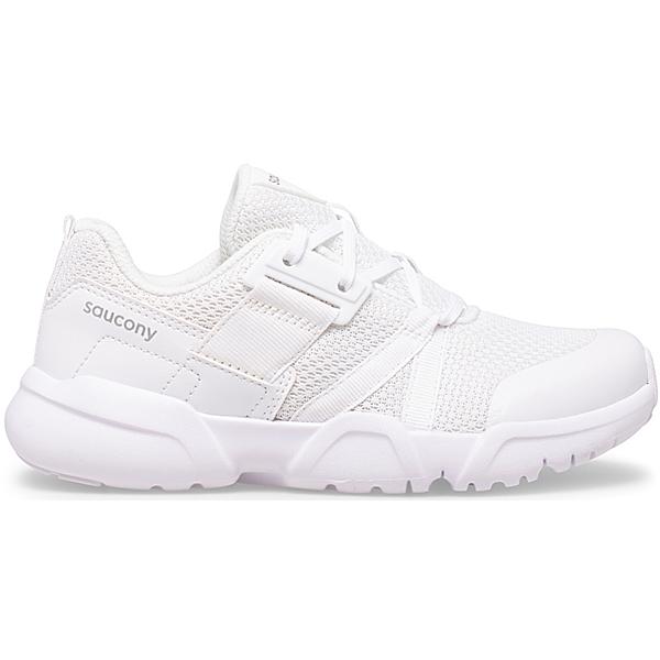 Vertex Lace Sneaker, White, dynamic