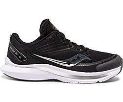 Kinvara 12 Sneaker, Black | White, dynamic