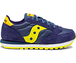 Jazz Original Sneaker, Navy | Green | Yellow, dynamic
