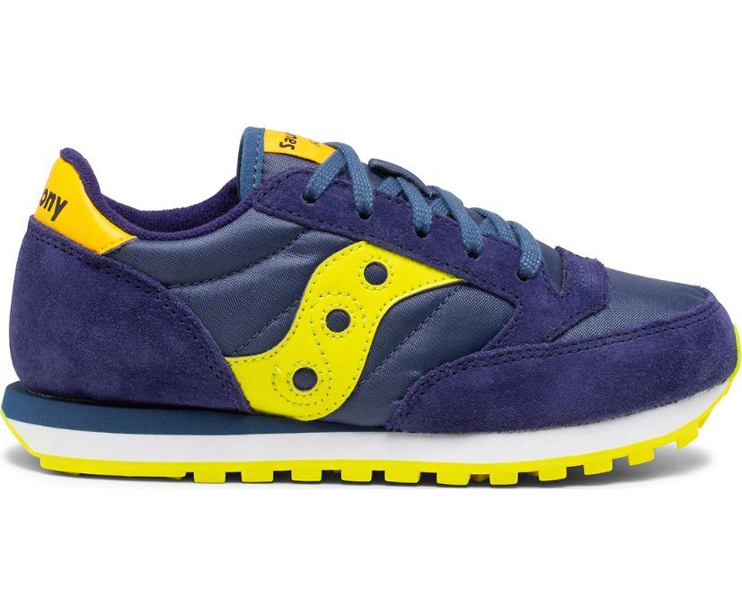 Jazz Original Sneaker, Navy | Green | Yellow, dynamic