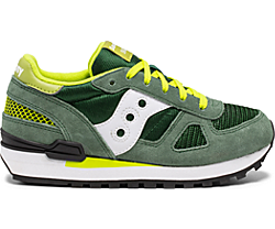 Shadow Original Sneaker, Green | White, dynamic