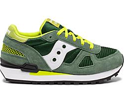 Shadow Original Sneaker, Green | White, dynamic