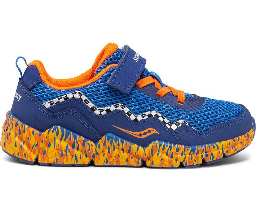 Flash A/C 2.0 Sneaker, Blue | Flame, dynamic