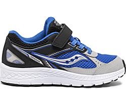Cohesion 14 A/C Sneaker, Black | Blue, dynamic