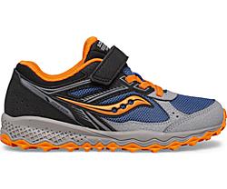 Cohesion 14 A/C Sneaker, Black | Blue | Orange, dynamic