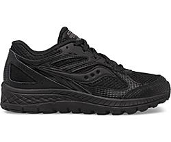 Cohesion 14 Lace Sneaker, Black | Black, dynamic