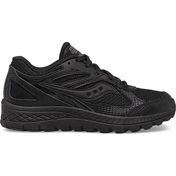 Cohesion 14 Lace Sneaker, Black   Black, dynamic