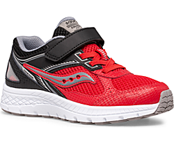 Cohesion 14 A/C Sneaker, Red | Black, dynamic