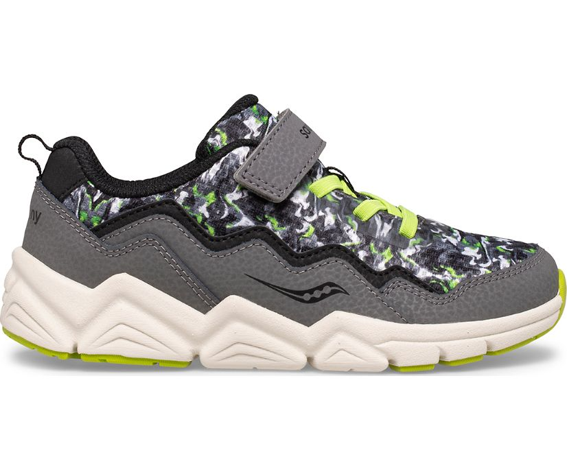Flash A/C 2.0 Sneaker, Grey   Camo, dynamic