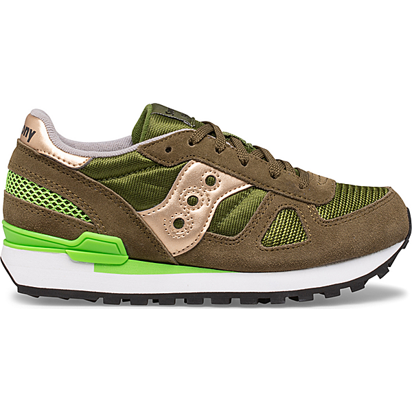 Shadow Original Sneaker, Olive | Green, dynamic
