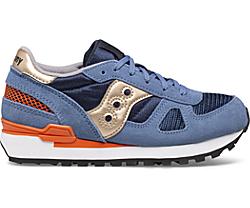 Shadow Original Sneaker, Blue | Orange, dynamic