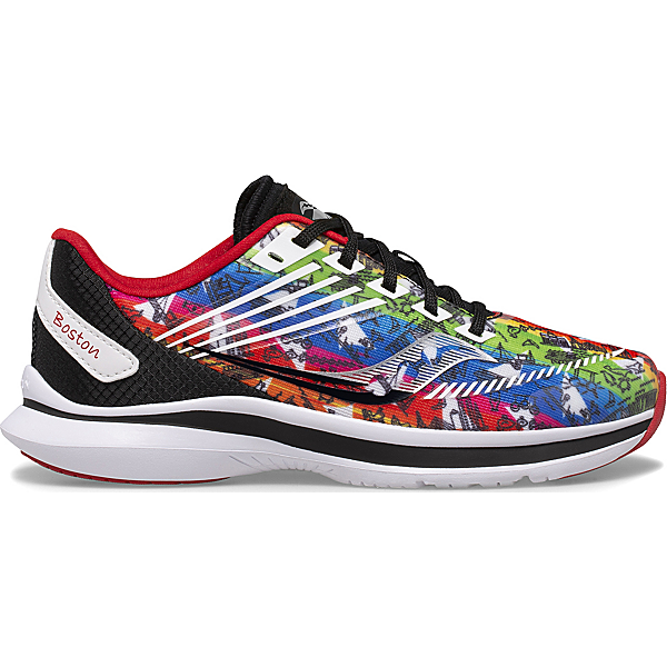 Kinvara 12 Sneaker, Rainbow, dynamic