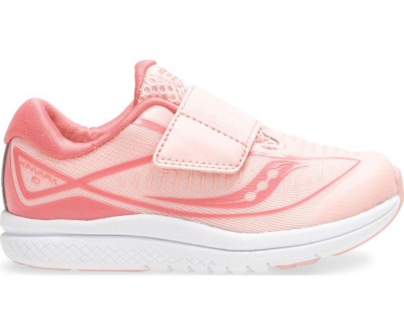 Kinvara 10 Jr. Sneaker, Rose, dynamic