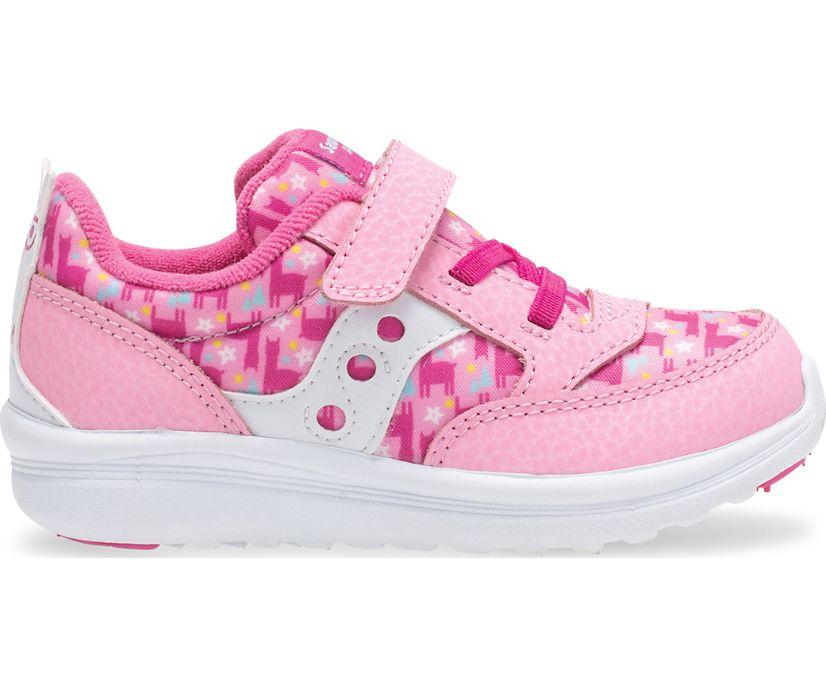Baby Jazz Lite Sneaker, Pink Llama, dynamic