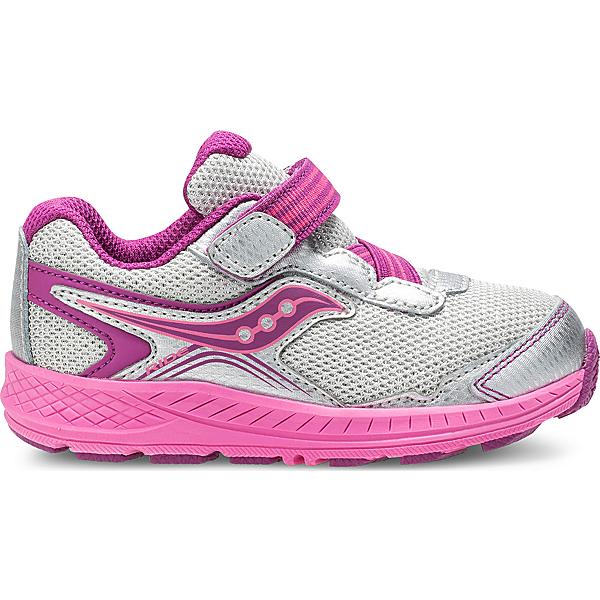 Ride 10 Jr. Sneaker, Silver | Pink, dynamic