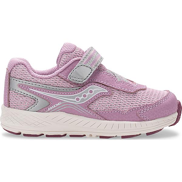 Ride 10 Jr. Sneaker, Pink Metallic, dynamic