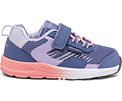 Wind Shield A/C Jr. Sneaker, Blue | Lavender | Coral, dynamic
