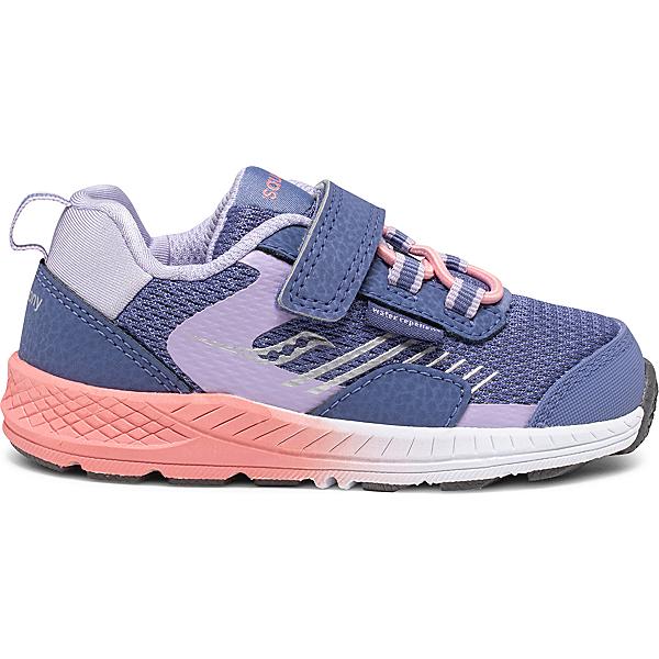 Wind Shield A/C Jr. Sneaker, Blue | Lavender | Coral, dynamic