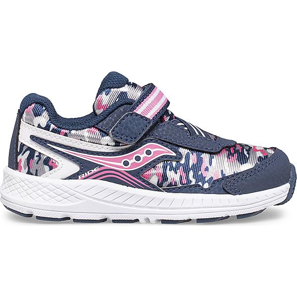 Ride 10 Jr. Sneaker, Navy | Pink | Camo, dynamic