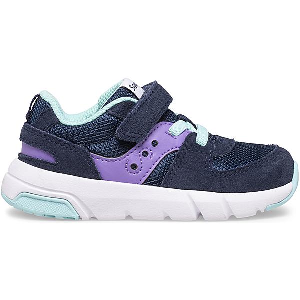 Jazz Lite 2.0 Sneaker, Navy   Purple   Turq, dynamic