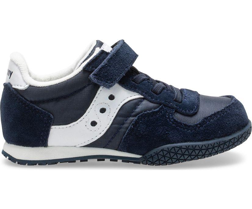 Bullet Jr. Sneaker, Navy/White, dynamic