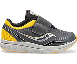 Kinvara 11 Jr. Sneaker, Grey | Pinstripe, dynamic