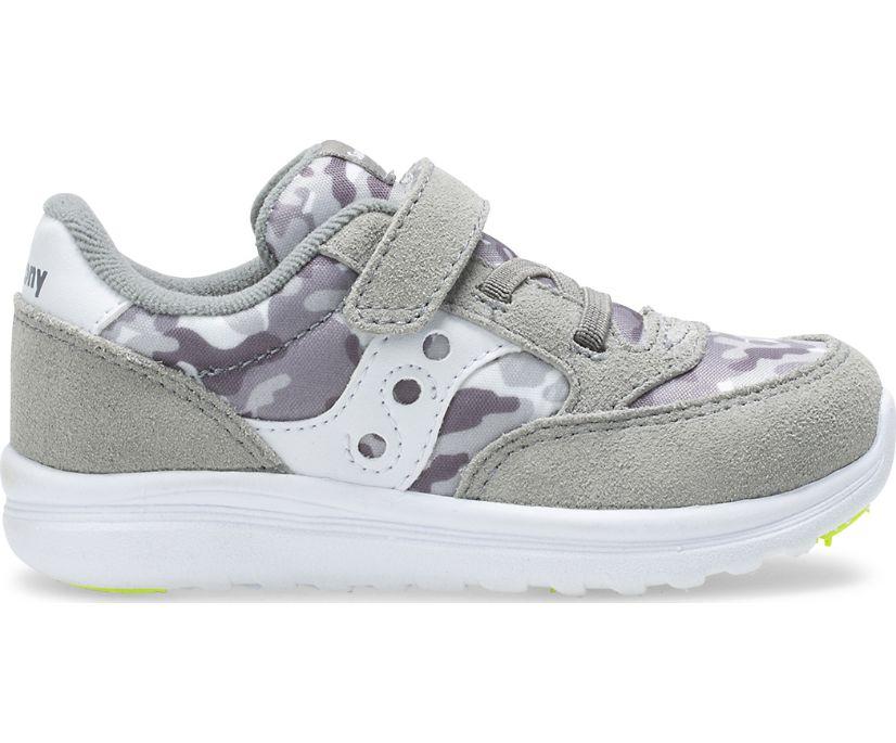 Baby Jazz Lite Sneaker, Grey Camo, dynamic