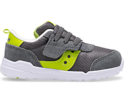 Jazz Riff Sneaker, Grey | Citron, dynamic