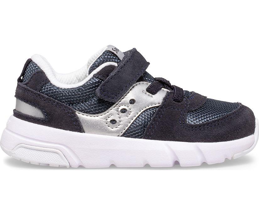 Jazz Lite 2.0 Sneaker, Navy   Silver, dynamic