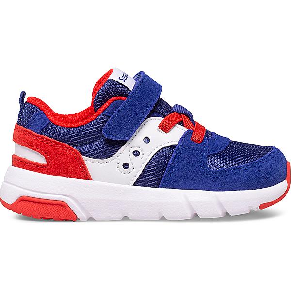 Jazz Lite 2.0 Sneaker, Red | White | Blue, dynamic