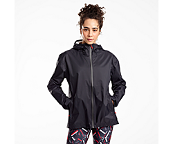 Rainrunner Jacket, Black, dynamic
