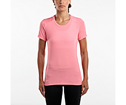 Freedom Short Sleeve, Salmon Rose | English Rose, dynamic