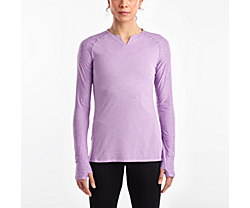 Breakthru Long Sleeve, Sunlit Allium, dynamic