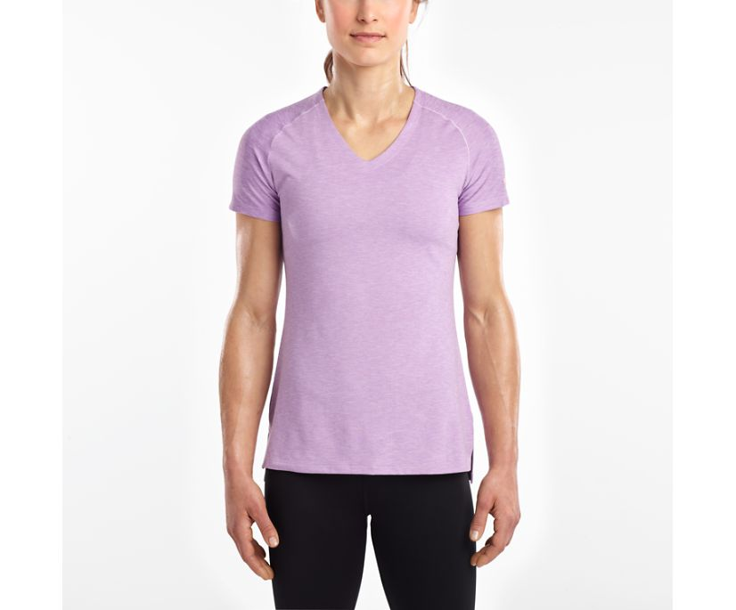 Breakthru Short Sleeve, Sunlit Allium, dynamic