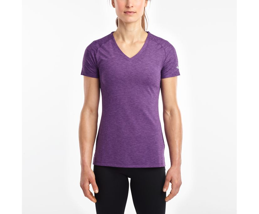 Breakthru Short Sleeve, Violet Indigo, dynamic