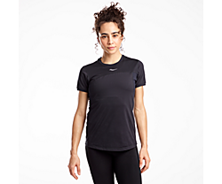 Drafty Short Sleeve, Black, dynamic