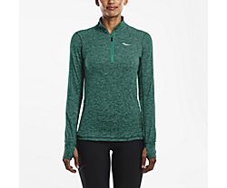 1/4 Zip Sportop, Columbia Heather, dynamic