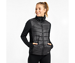 Snowdrift Jacket, Black, dynamic