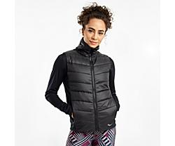 Snowdrift Vest, Black, dynamic