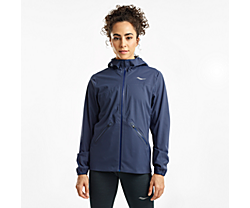 Drizzle Jacket, Mood Indigo, dynamic