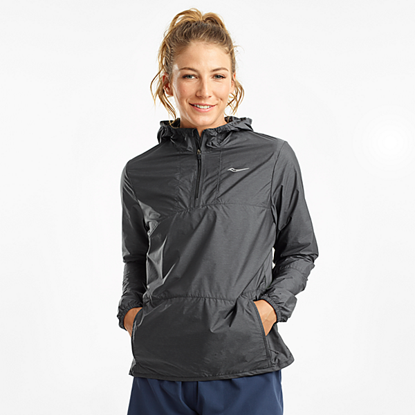 Timberline Pullover, Black, dynamic